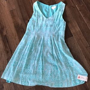 Cute Turquoise Dress